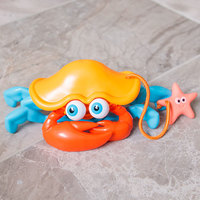 Fat Brain Toys: Crabby the Crab - Pull Toy