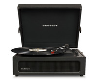 Crosley: Voyager Portable Turntable - Black image