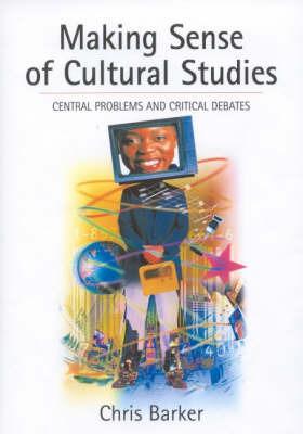 Making Sense of Cultural Studies by Chris Barker image