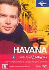 Lonely Planet Six Degrees: Havana on DVD