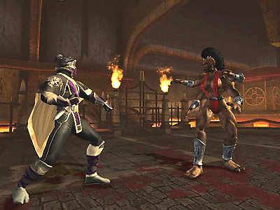 Mortal Kombat: Armageddon for Xbox image