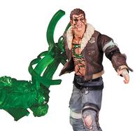 """Green Lantern Atomic Green Lantern 7.25"""" Action Figure"""