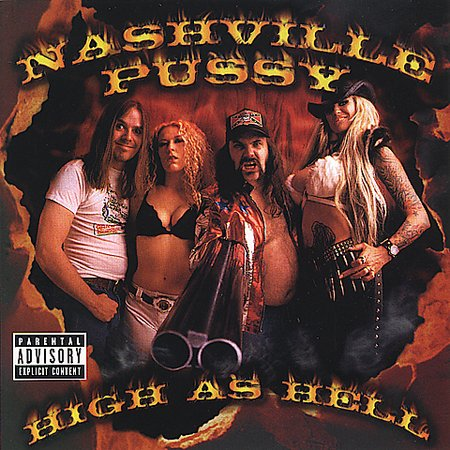 High As Hell by Nashville Pussy image