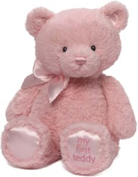 Gund: My First Teddy - Pink