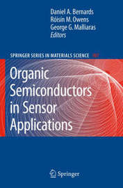 Organic Semiconductors in Sensor Applications image