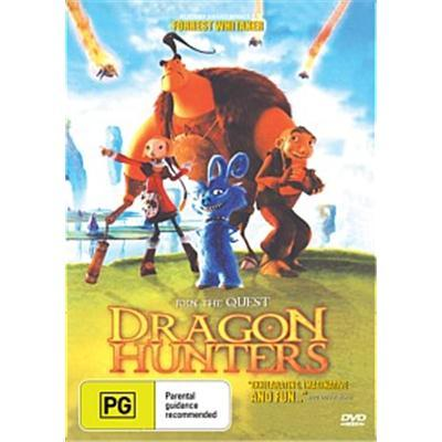 Dragon Hunters on DVD