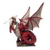 Kings of War Elf Dragon Kindred Lord