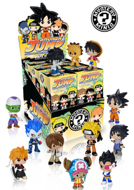 Anime Collection - Shonen Jump Mystery Minis (Blind Box)