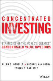 Concentrated Investing by Allen C. Benello image