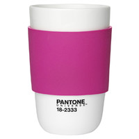 Pantone - Cup Classic Ceramic Coffee Cup - Pink