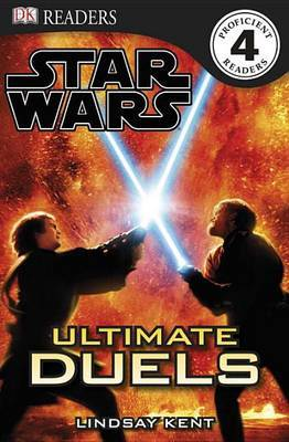 Star Wars: Ultimate Duels by Lindsay Kent image