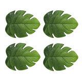 Annabel Trends Coaster Set - Palm Leaf (Set of 4)