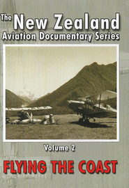 New Zealand Aviation Vol 2: Flying the Coast on DVD