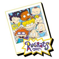 Rugrats: Photo - Funky Chunky Magnet