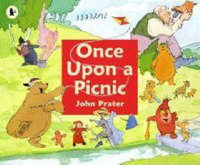 Once Upon A Picnic by Vivian French image