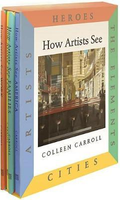 How Artists See Boxed Set: Set Iii: Heroes, the Elements, Cities, Artists by Anon