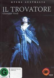Opera Australia - Il Trovatore on DVD image