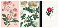 KaiserStyle: Botanica Collection Medium Notebook (3 Pack)