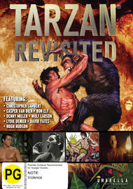 Tarzan Revisited on DVD