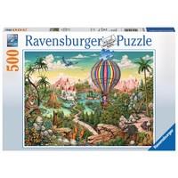 Ravensburger : Hot Air Hero Puzzle 500pc