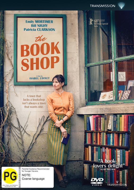 The Bookshop on DVD