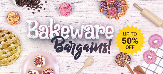 Bakeware Bargains!