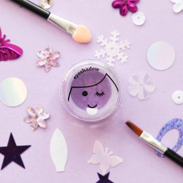 No Nasties: Shimmery Eyeshadow - Purple