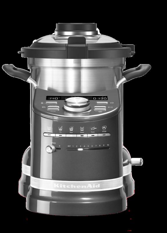 KitchenAid: Cook Pro - Medallion Silver