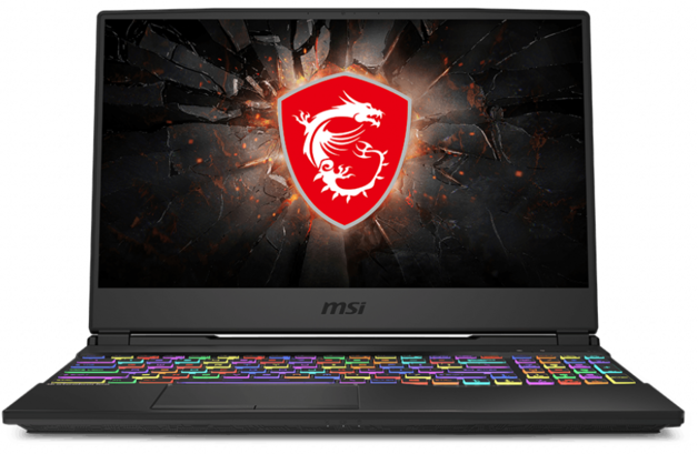 "15.6"" MSI GL65 i7 16GB GTX1650 512GB 120Hz Gaming Laptop"
