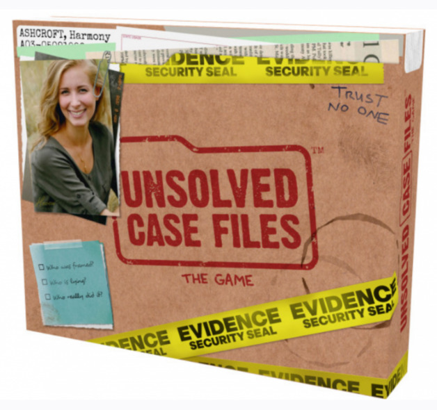 Unsolved Case Files - Harmony Ashcroft