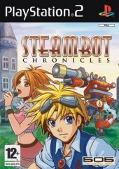 Steambot Chronicles for PlayStation 2