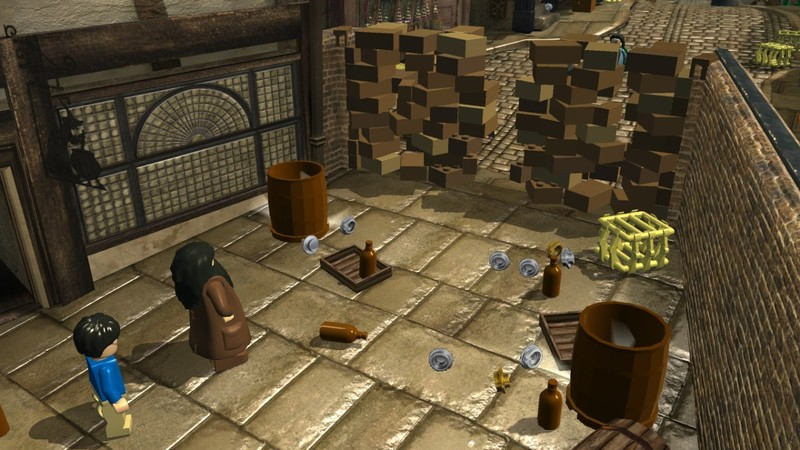 LEGO Harry Potter: Years 1-4 for PS3 image