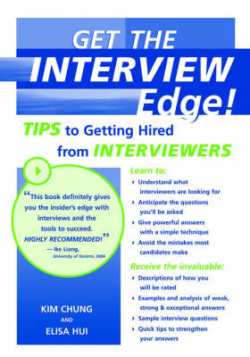 Get the Interview Edge by Kim Chung
