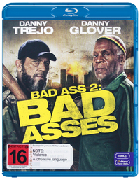 Bad Ass 2: Bad Asses on Blu-ray
