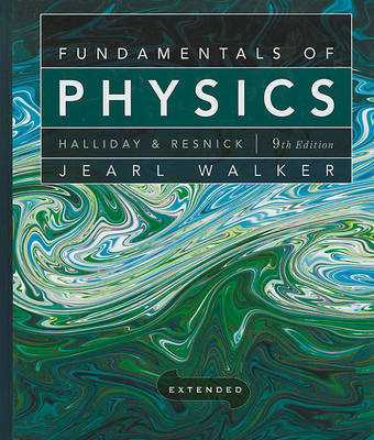 Fundamentals of Physics, Extended by David Halliday image