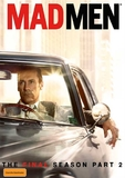 Mad Men - Season 7 Part 2 DVD