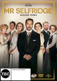 Mr Selfridge - Season Three DVD