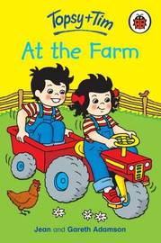 Topsy and Tim at the Farm by Jean Adamson image