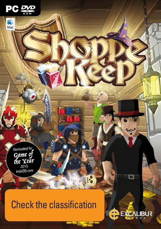 Shoppe Keep for PC