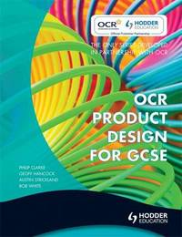 OCR Product Design for GCSE by Austin Strickland image