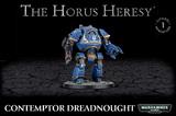 Horus Heresy: Contemptor Dreadnought