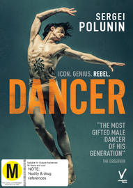 Dancer DVD image