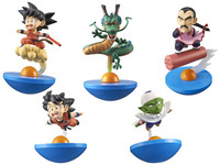Yura Colle: Dragon Ball Super: Shenron Again - Mini Figure (Blind Box)