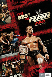 WWE Raw: The Best of 2009 (3 Disc Set) on DVD image