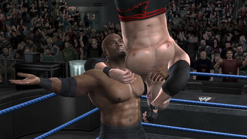 "WWE SmackDown! vs. RAW 2008 ""High Flyer"" Edition for Xbox 360 image"