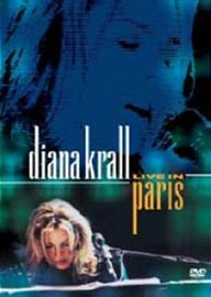 Diana Krall - Live In Paris on DVD image