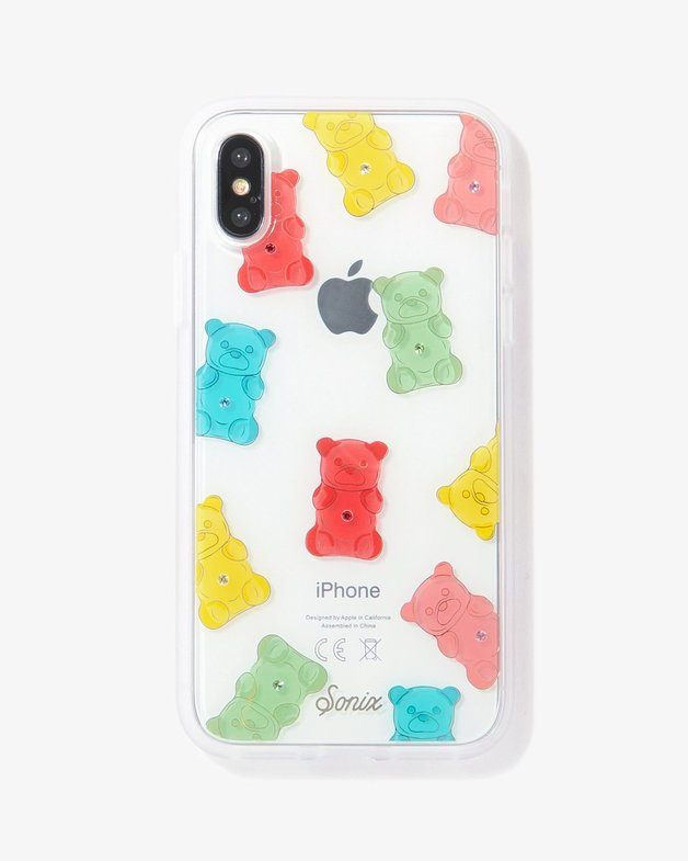 Sonix: Embellished Case for iPhone X/XS - Gummy Bear