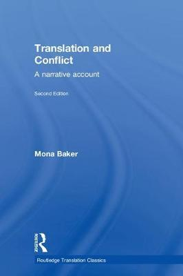 Translation and Conflict by Mona Baker