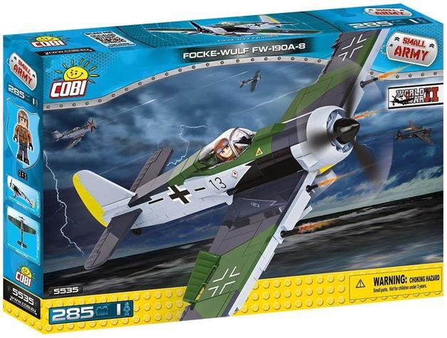 Cobi: Small Army - Focke Wulf FW 190 A-8