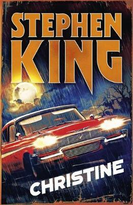 Christine by Stephen King image
